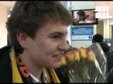 Участники Новосибирского хора вернулись домой