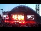 Концерт Депеш Мод в Вильнюсе